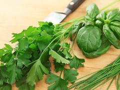 Knife Skills How To Cut Herbs 1018456 By Seriouseats