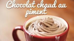 Chocolat Chaud Au Piment