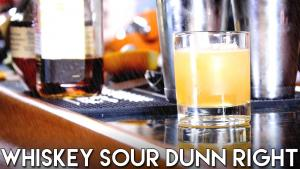 The Whiskey Sour Dunn Right 1016893 By Commonmancocktails