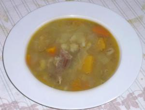 Healthy Scotch Broth