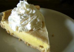 Fresh Lemon Pie