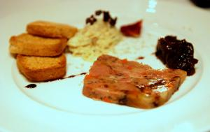 Pork And Veal Terrine