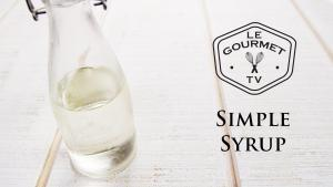 Simple Simple Syrup