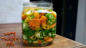 Pickled Jalapenos And Carrots 1015268 By Whitethunderbbq