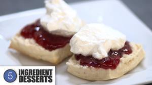 Home Made Scones 5 Ingredient Desserts