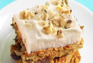 Microwave Pumpkin Bars