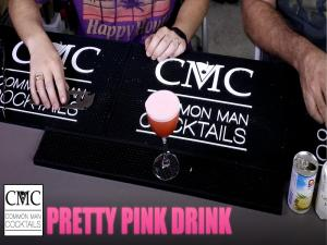 The Pretty Pink Drink