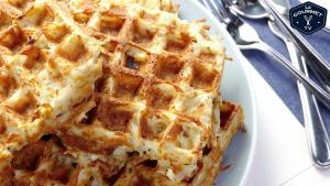 Hash Brown Waffle Recipe