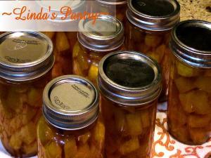 Sweet Pumpkin Pickles