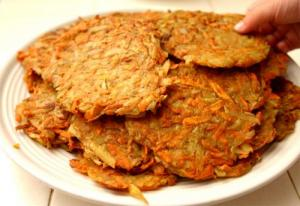 Wholemeal Potato Pancakes