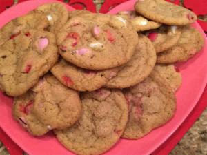 Valentines Day M M Cookies Lynns Recipes