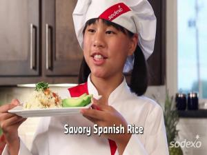 Savory Spanish Rice