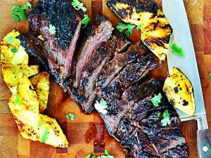 Homemade Steak Teriyaki