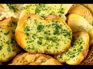 Easy Garlic Bread One Pot Chef