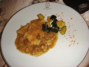 Mushroom Caper Sauce