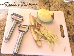 Titan Vegetable Peeler Review With Lindas Pantry