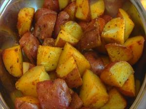 Roasted Red Potatoes With Smoked Paprika