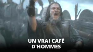 Le Caf Le Plus Fort Du Monde Soffre Une Pub Pique 1014135 By Zoomintvfrench