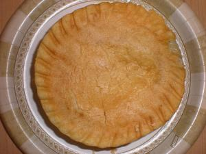 Batter Topped Chicken Pie