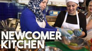 Newcomer Kitchen Home For The Syrian Refugees To Make A New Life 1018714 By Kravingsblog