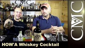 Howa Whiskey Cocktail