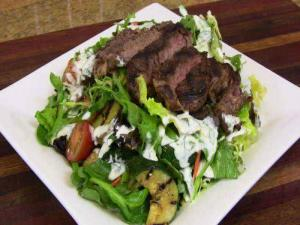 Grilled Ribeye Steak Salad Lg