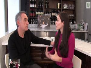 Ferran Adria On Coffee