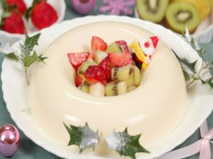 Bavarian Cream Christmas Recipe