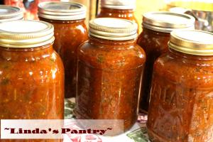 Canning 1 St Garden Salsa With Lindas Pantry 1018638 By Lindaspantry