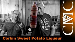 Corbin Sweet Potato Liqueur Review