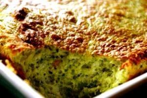 Mock Broccoli Souffle