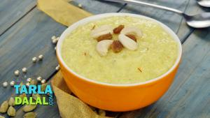 Paal Payasam South Indian Rice Kheer 1015555 By Tarladalal