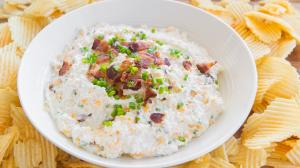 Loaded Baked Potato Party Dip 1016940 By Fifteenspatulas