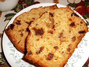 Cantaloupe Nut Bread
