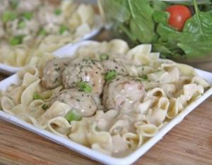 Creamy Meatball Stroganoff Recipe Slow Cooker