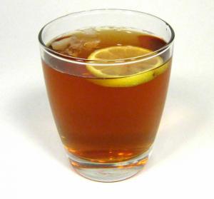 Spicy Lemon Iced Tea