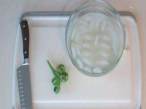 How To Make A Scallion Curl