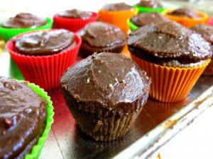 Mini Chocolate Cupcakes Recipe