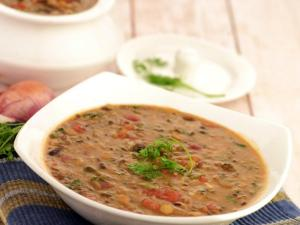 Rajma And Urad Dal Healthy Heart By Tarla Dalal