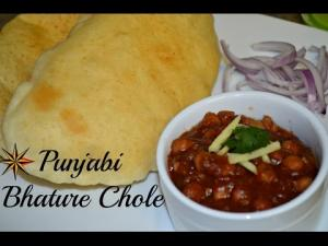 Punjabi Chole Bhature 1014857 By Chawlaskitchen