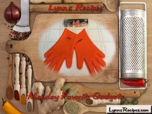 Silicone Barbecue Gloves