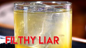 Filthy Liar A Mixer With Attitude 1016342 By Commonmancocktails