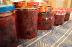 How To Make Blueberry Freezer Jam 1017359 By Cookingwithkimberly