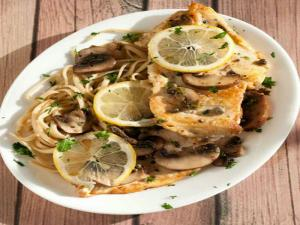 Cheesecake Factory Chicken Piccata Pic 3 680 X 1024