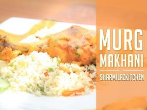 Murg Makhani Butter Chicken