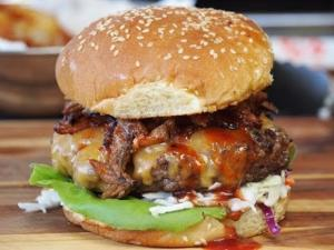 Texas Backyard Bbq Burger