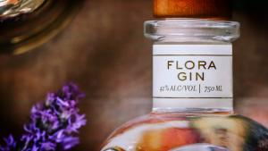 Flora Gin And Black Trumpet Blueberry Cordial Art In The Age 1016031 By Commonmancocktails