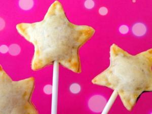 4 Th Of July Pie Pops