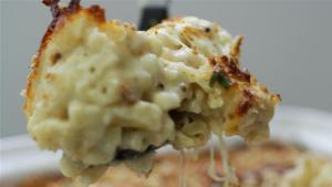 Cauliflower Mac And Cheese Recipe 1005854 By Videojug