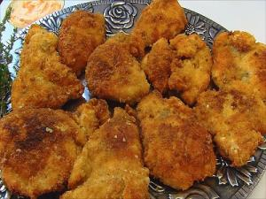 Fried Chicken Breast Cutlets